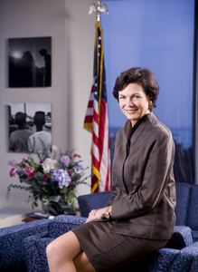 Diana L. Taylor, Hudson River Trust Chief, Former New York State Superintendent of Banks