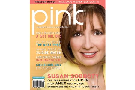 Susan Sobbott, President of Open American Express