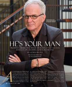 David Yurman, Jewelry Designer