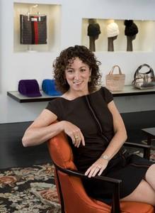 Jill Granoff, Group President of Liz Claiborne Inc.