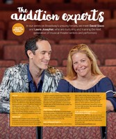 David Sisco & Laura Josepher, W42ST Magazine, September 2018