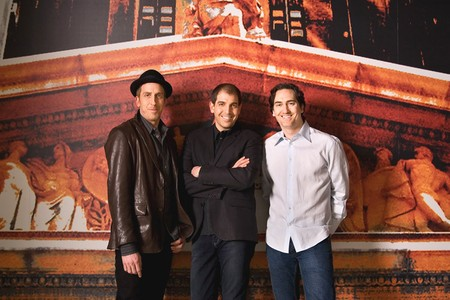 Todd Kessler, Glenn Kessler, Daniel Zelman, Co-Creators & Executive Producers of DAMAGES