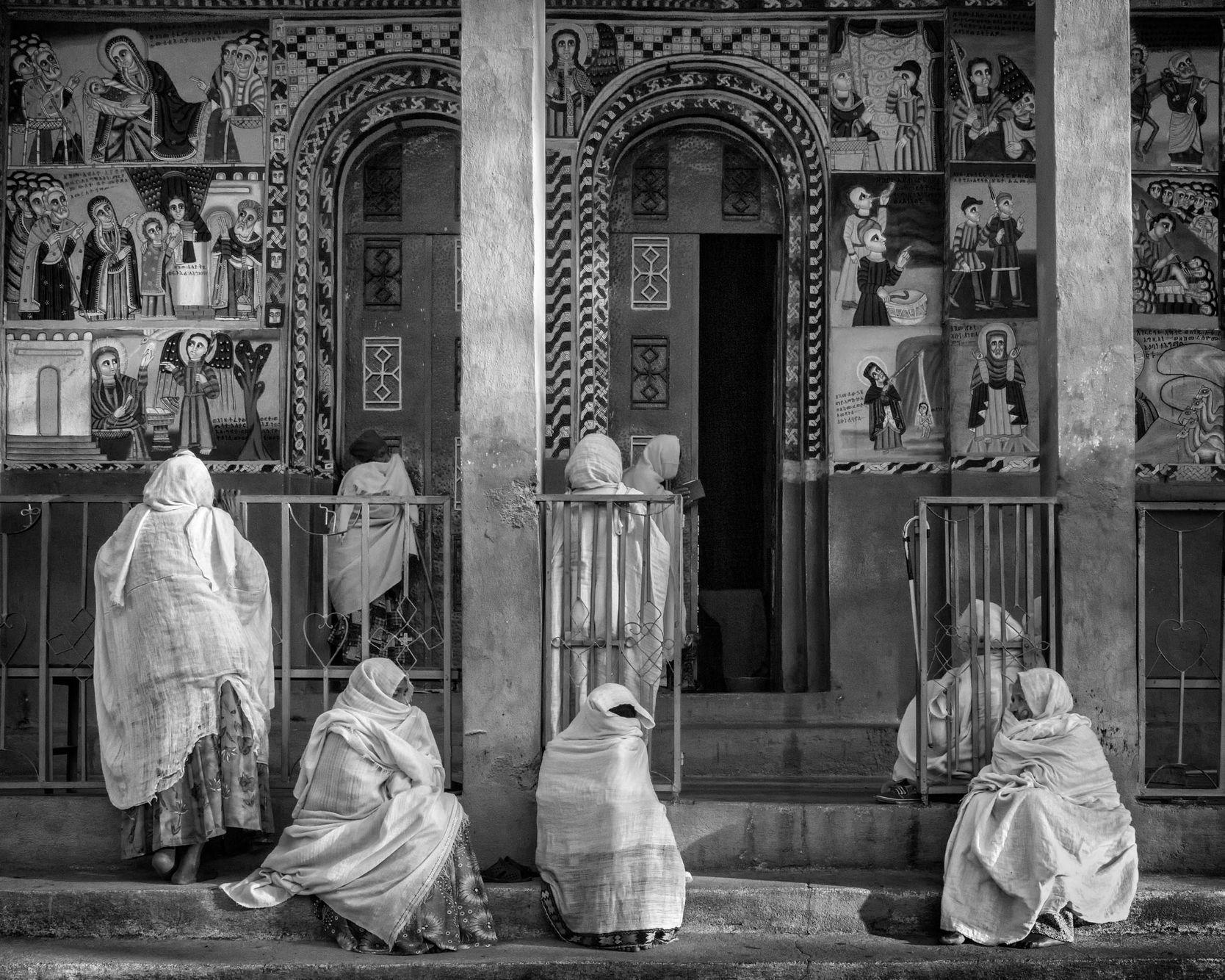 ETHIOPIA:  Children of Solomon and Sheba:  The Ethiopian Orthodox Church