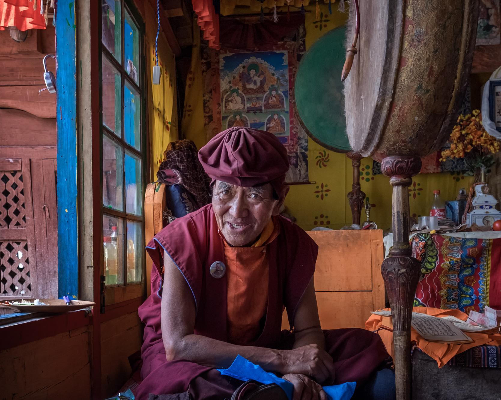 Ladakh:  Buddhist Monastic Culture