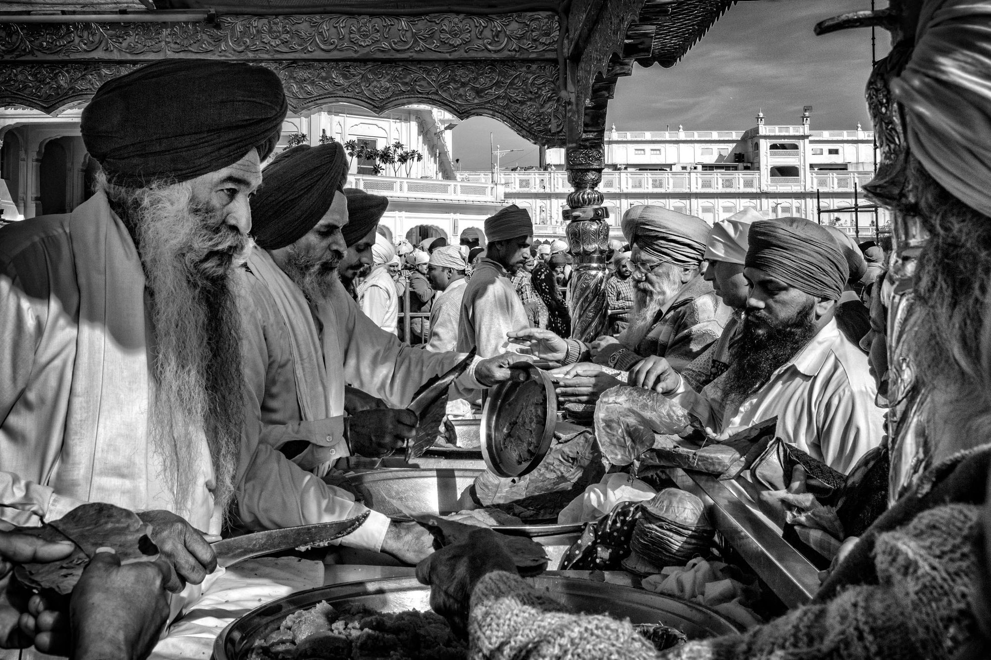 INDIANS AT WORK VI:  Religious Business and Spiritual Labor