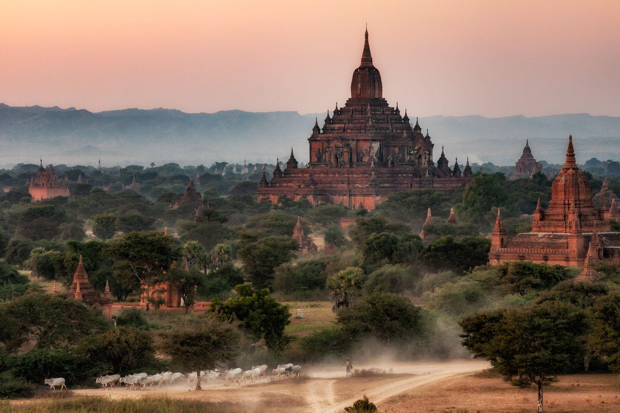 MYANMAR:  Cultural Landscapes