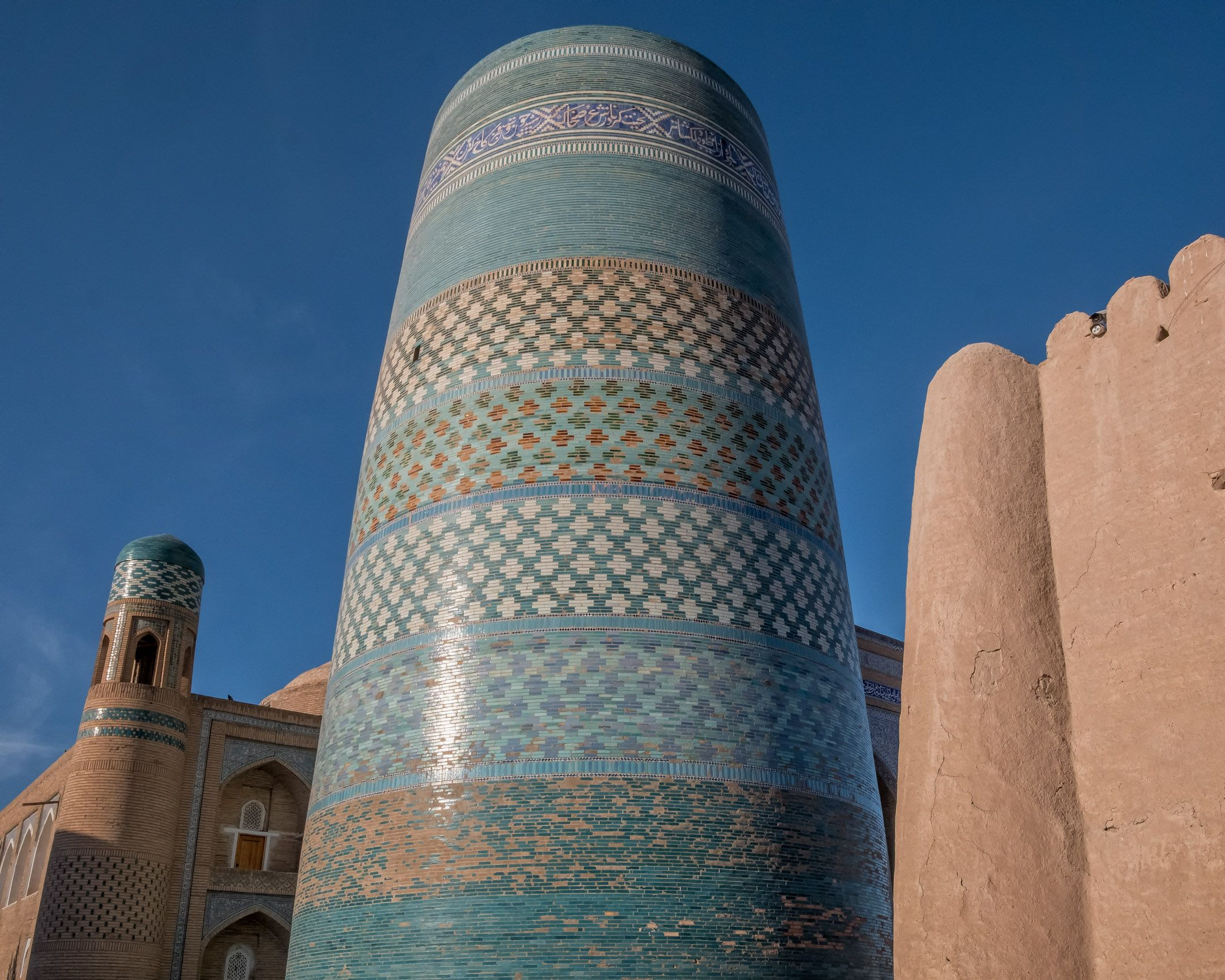 UZBEKISTAN:  Cities of the Silk Road II—Khiva
