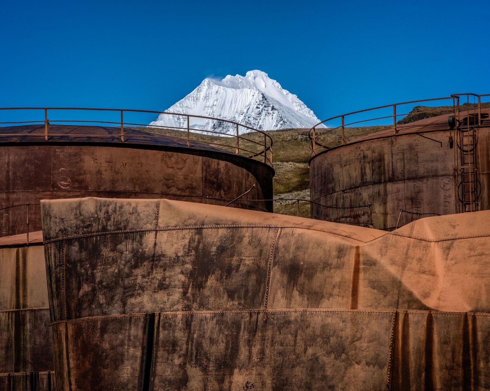 The Falklands/Las Malvinas  & South Georgia:  Cultural & Wildlife Landscapes