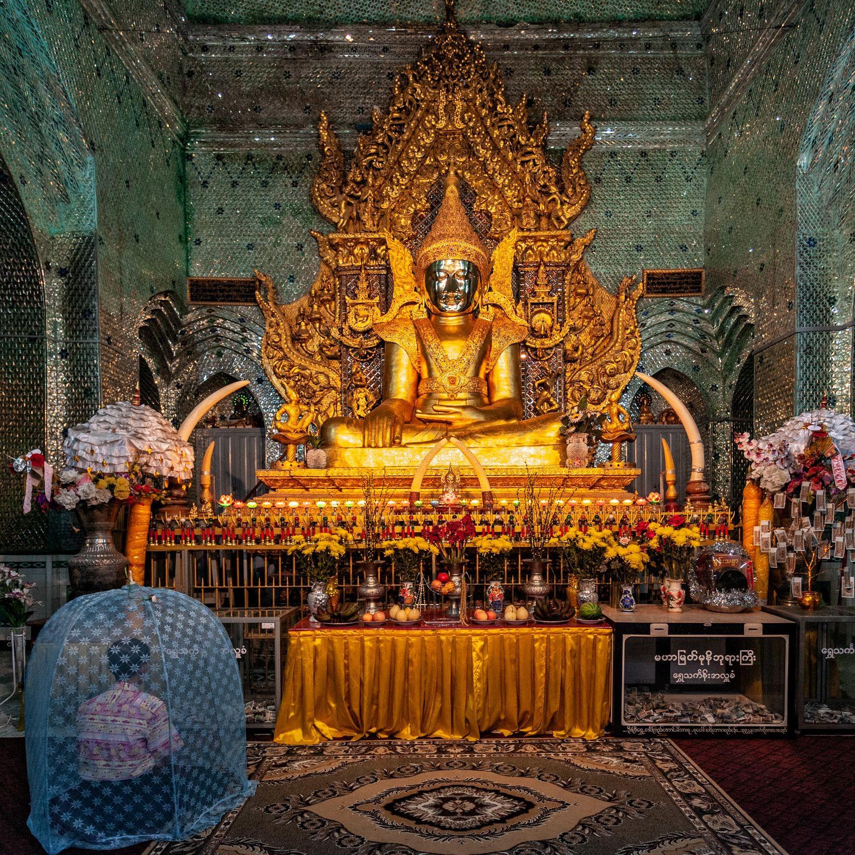 MYANMAR:  Religious & Folk Cultures