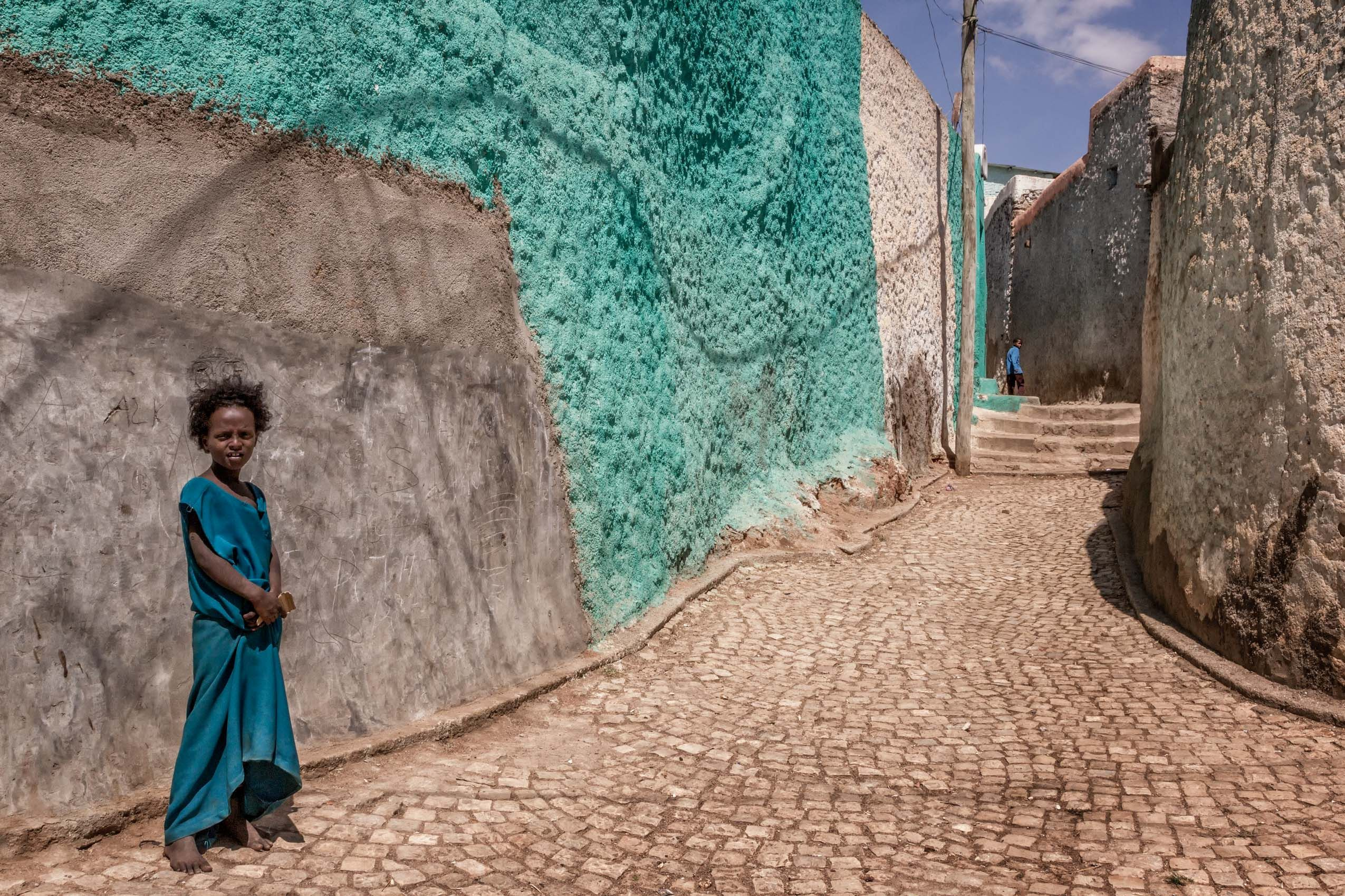 ETHIOPIA:  Harar, The City of Saints
