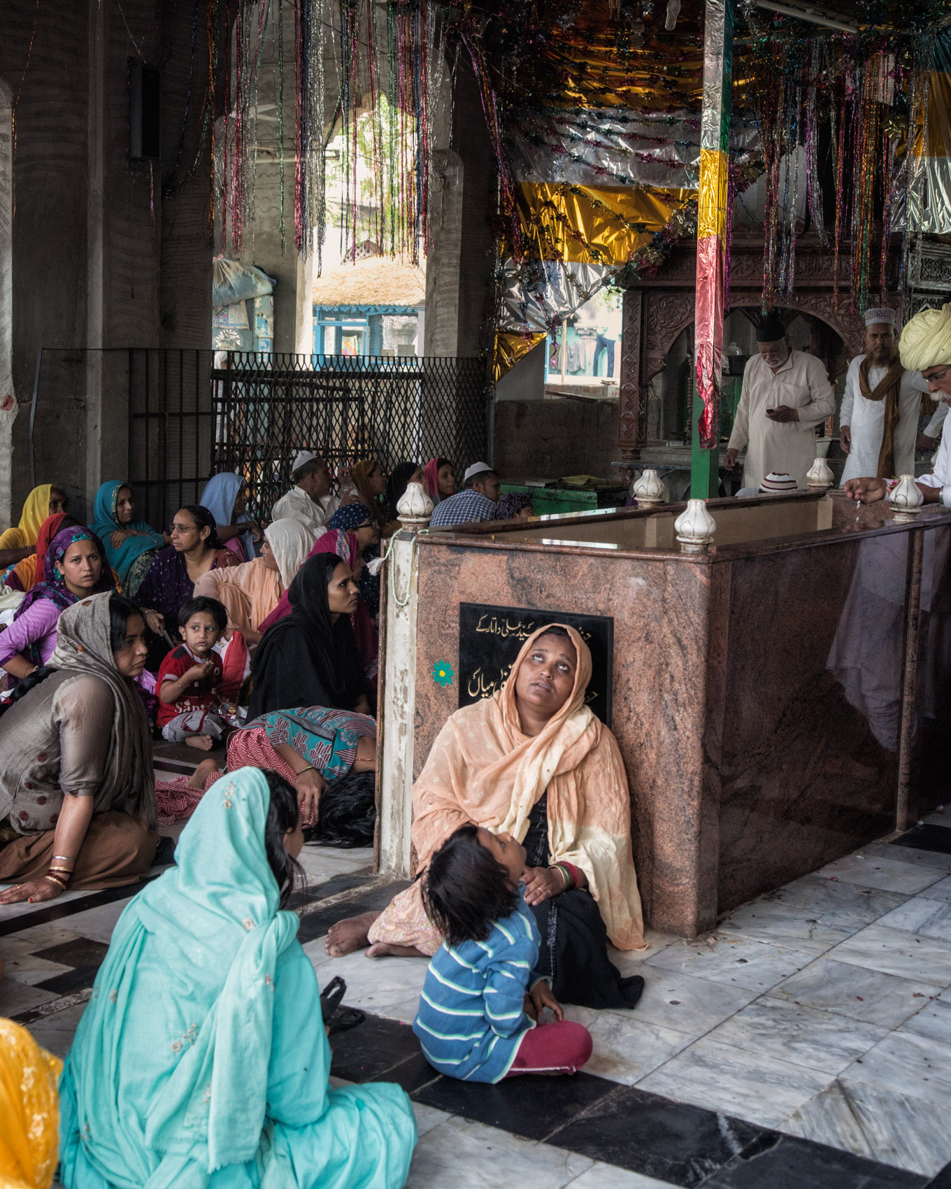 INDIA:  Possession and Exorcism at a Sufi Shrine
