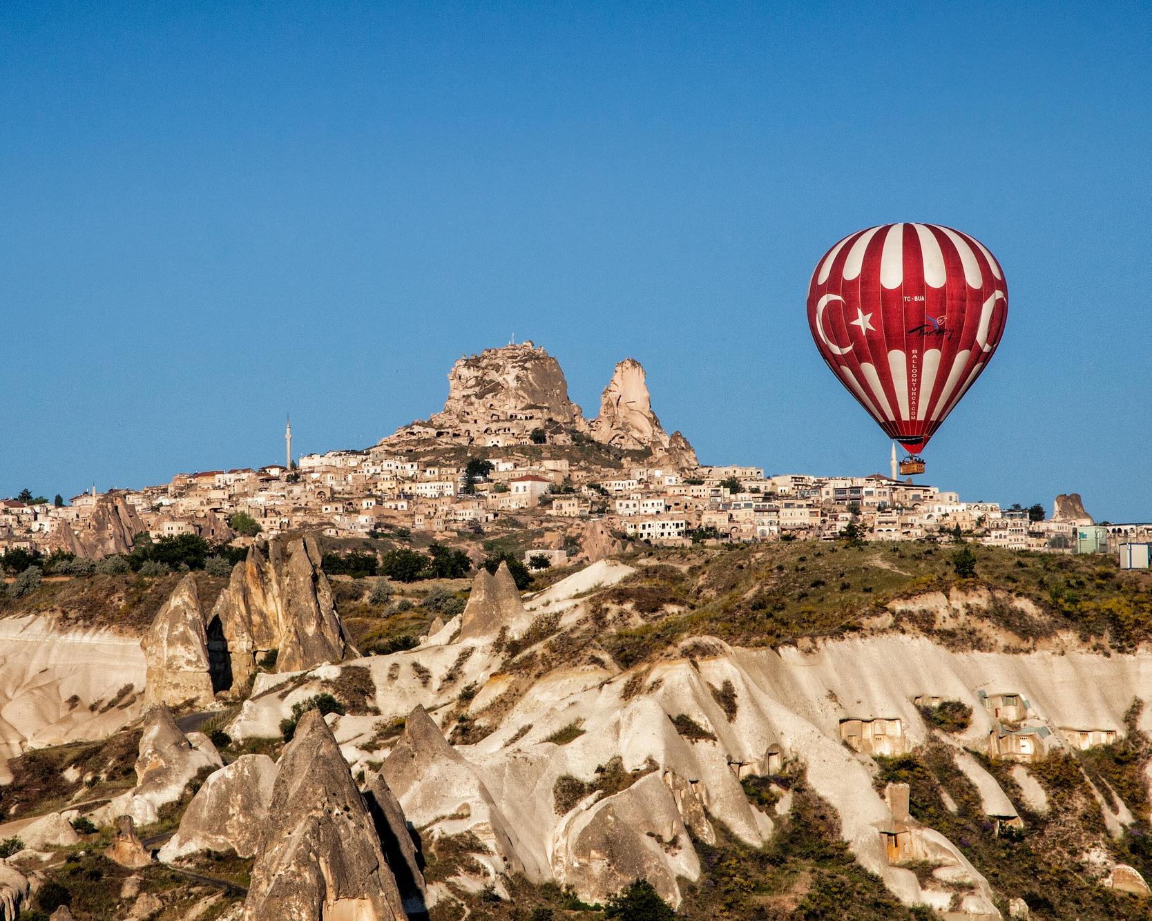 TURKEY:  Cultural Landscapes of Kapadokya