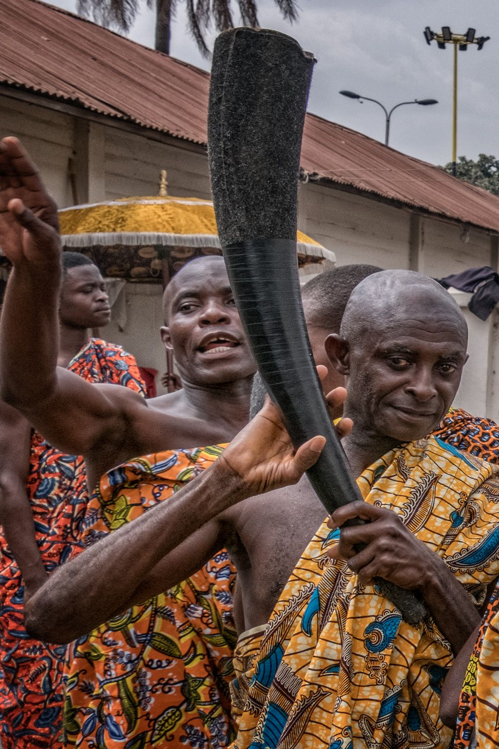 GHANA:  Akwasidae-An Asante Royal Ritual
