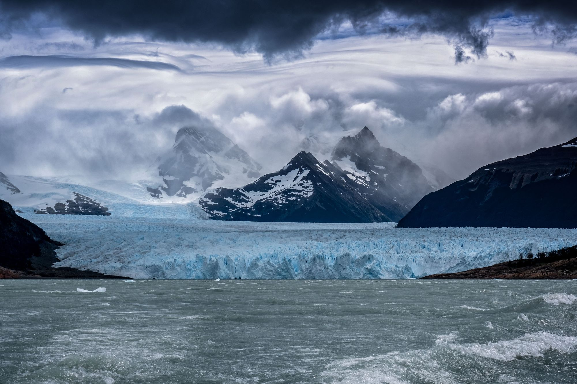 ARGENTINA:  Los Glaciares—Patagonian Land, Sea and Ice Scapes