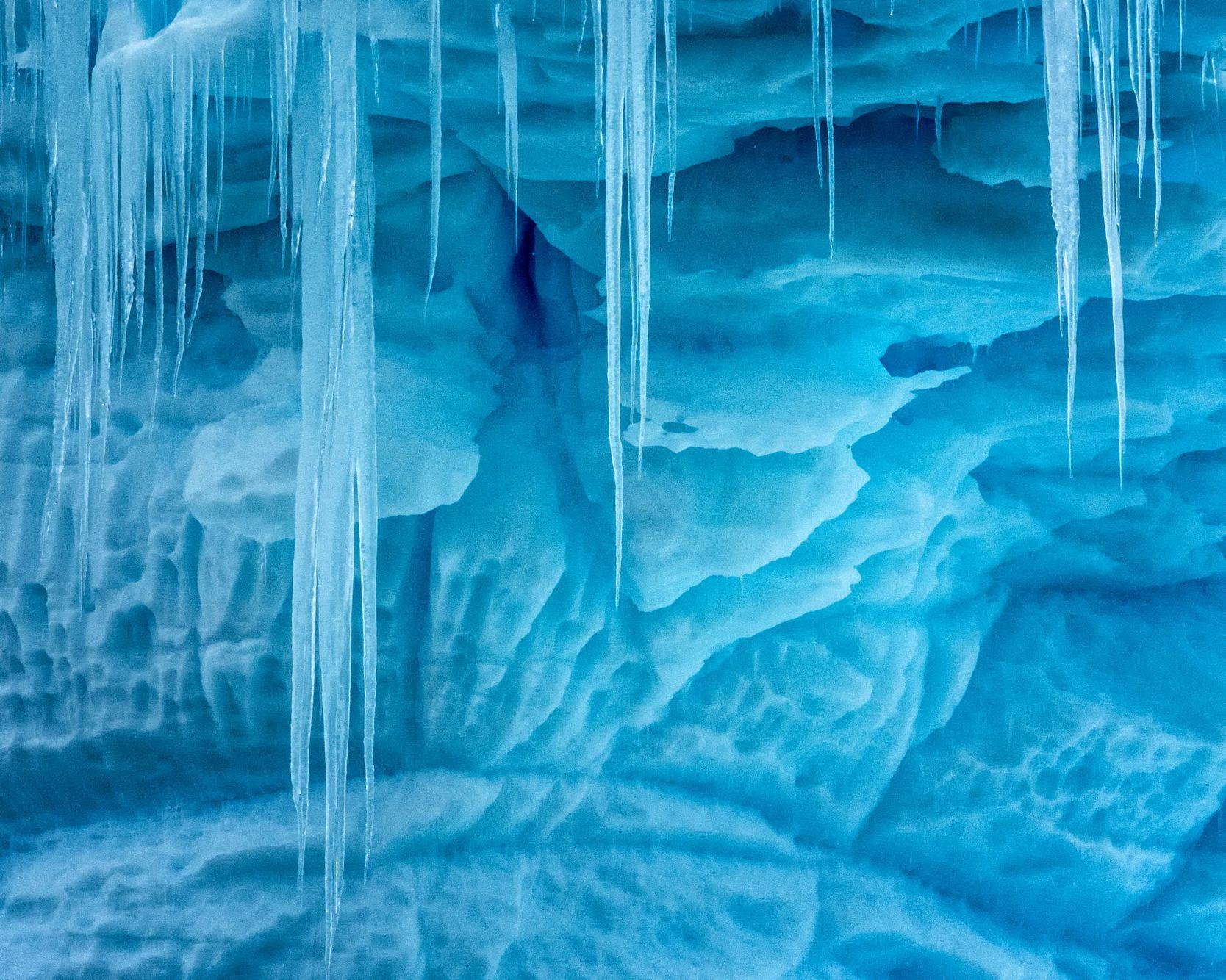 Antarctic Peninsula:  Icescapes