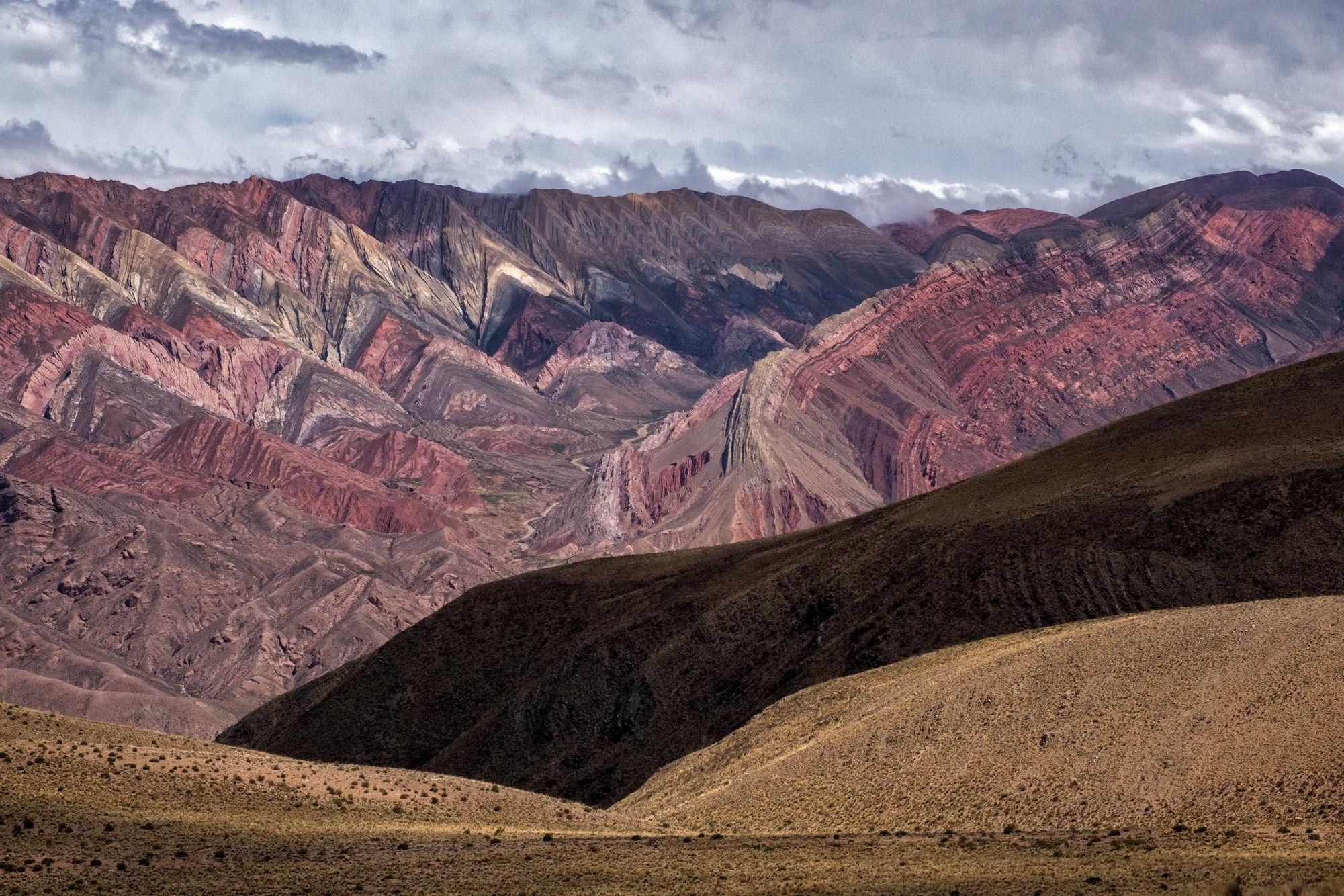 ARGENTINA:  La Puna—Landscapes of the Northwest