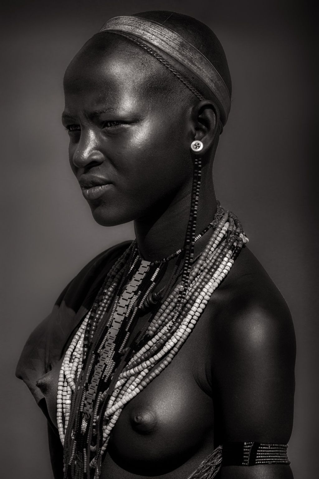 ETHIOPIA: Tribes of the Omo Valley-Mursi, Karo, Hamer & Arbore  Portraits