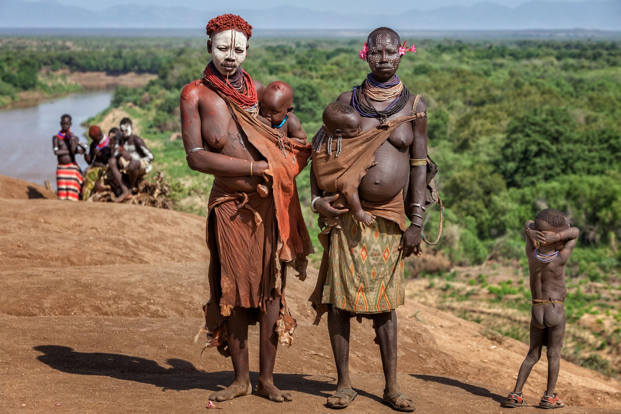 ETHIOPIA:  Cultural Portraits