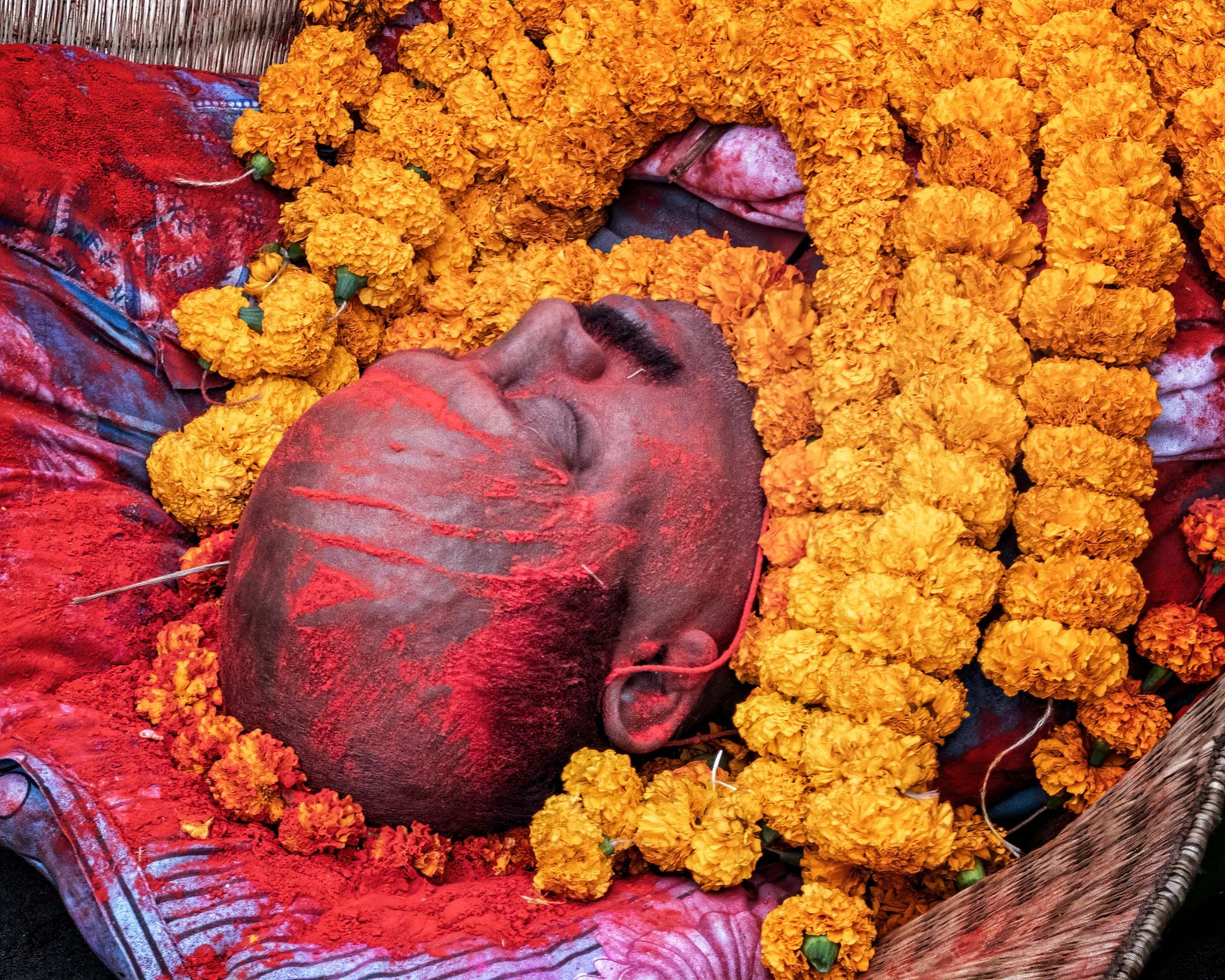 ANTYESTI: The Dead and the Living at Swargadwar, Puri's Cremation Ground