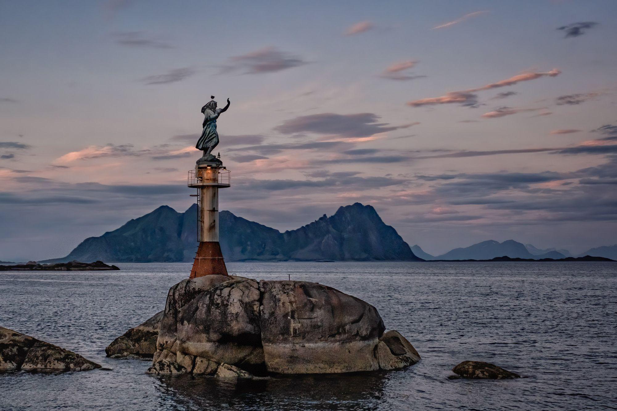 NORWAY:  The Lofoten Islands