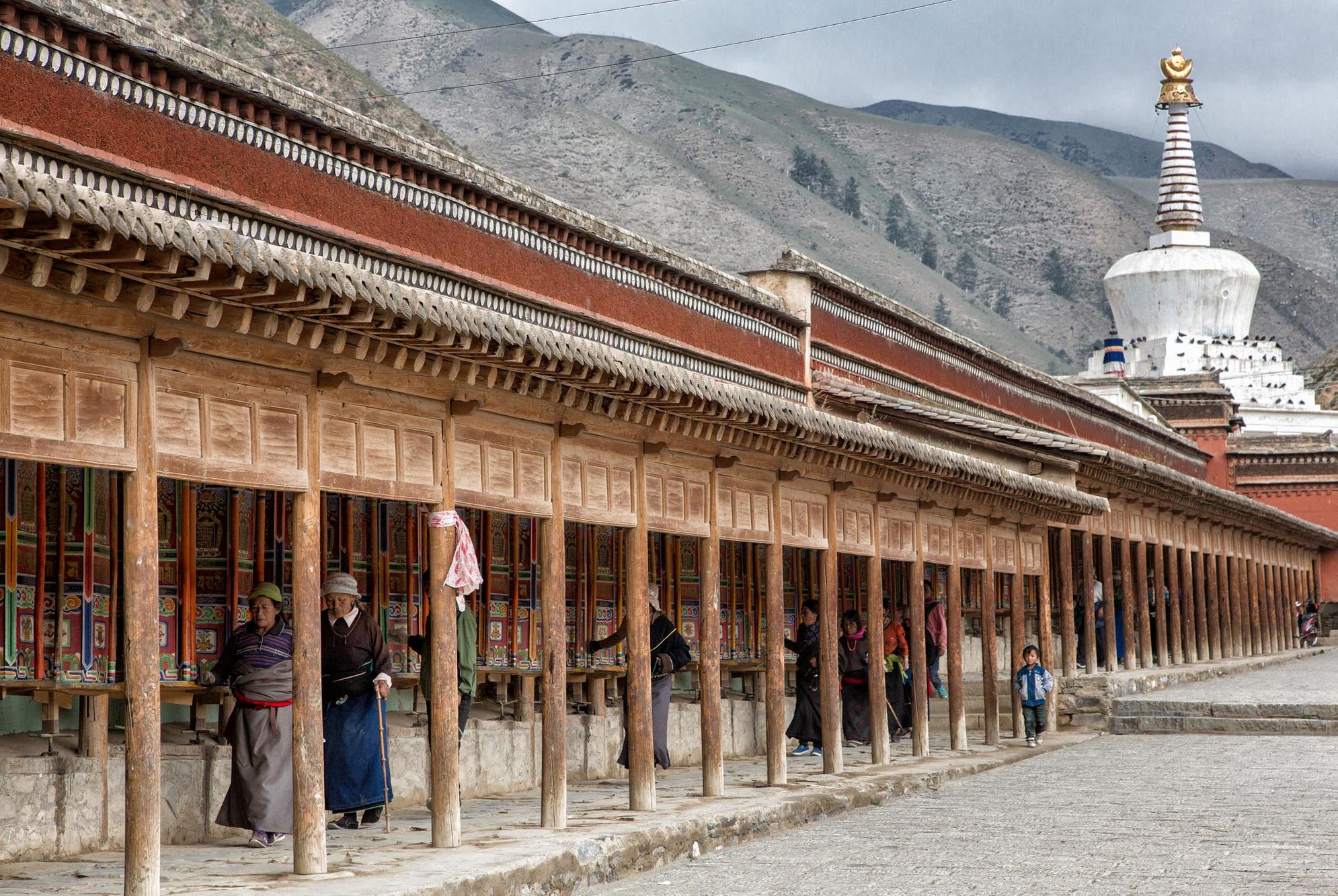 Tibetan Culture in Amdo