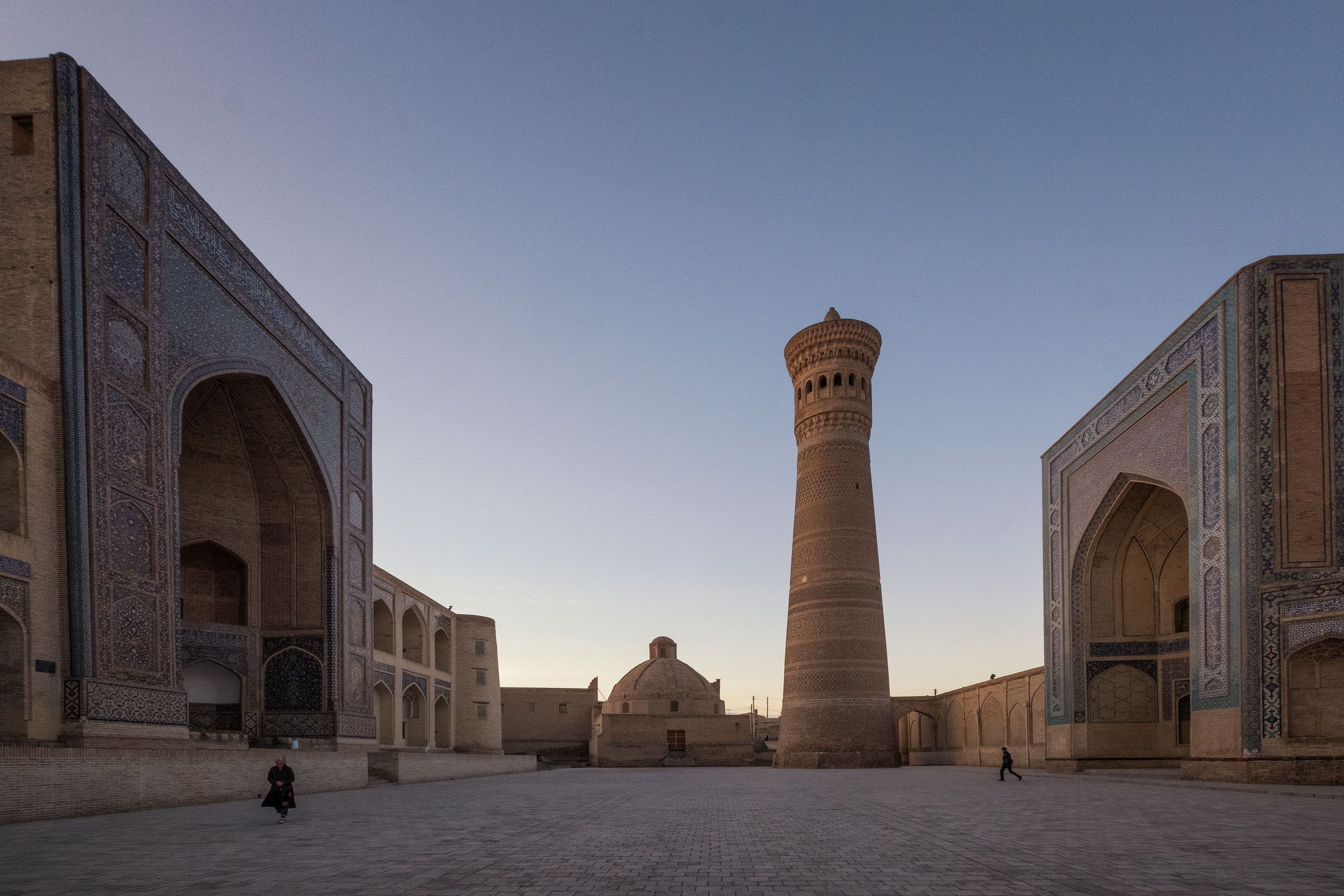 UZBEKISTAN:  Cities of the Silk Road I—Bukhara