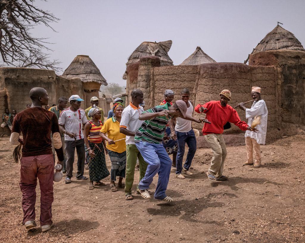 TOGO & BENIN:  Koutammakou—A Cultural Landscape & Its People