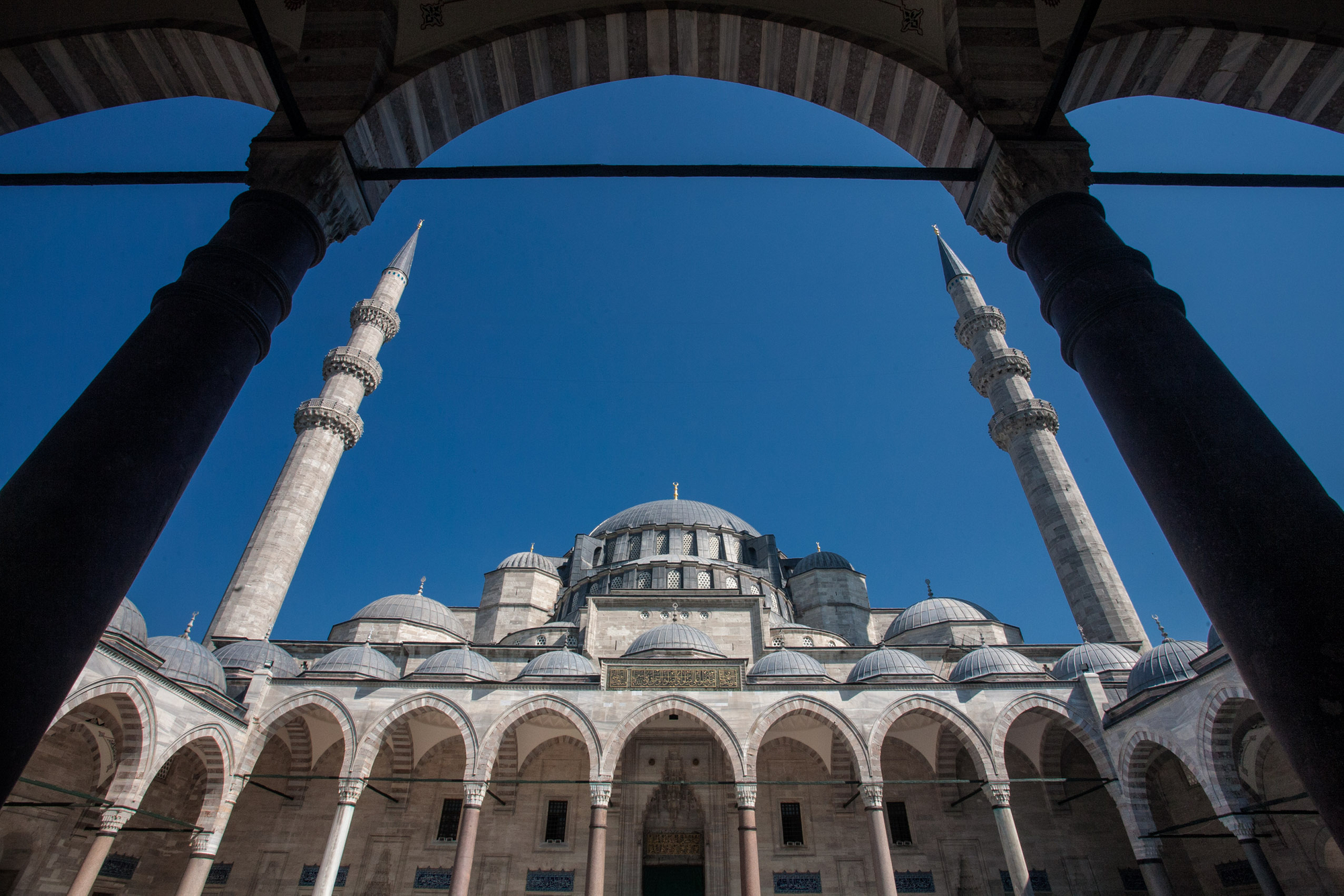 TURKEY:  Mosques of Istanbul
