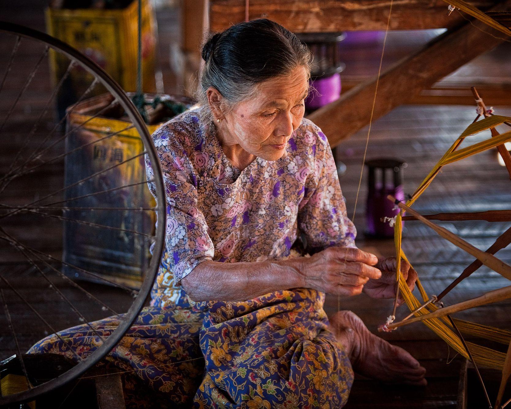 MYANMAR:  People