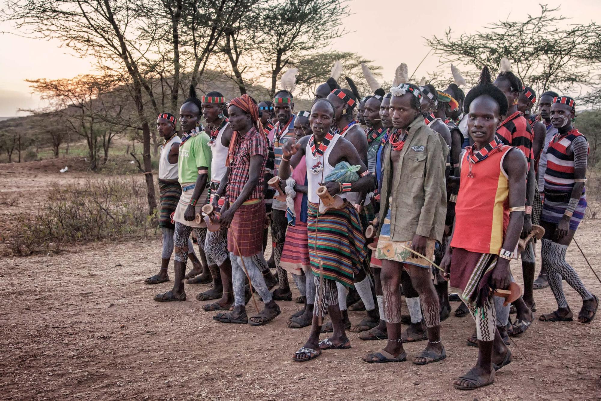 ETHIOPIA:  Among the Hamer