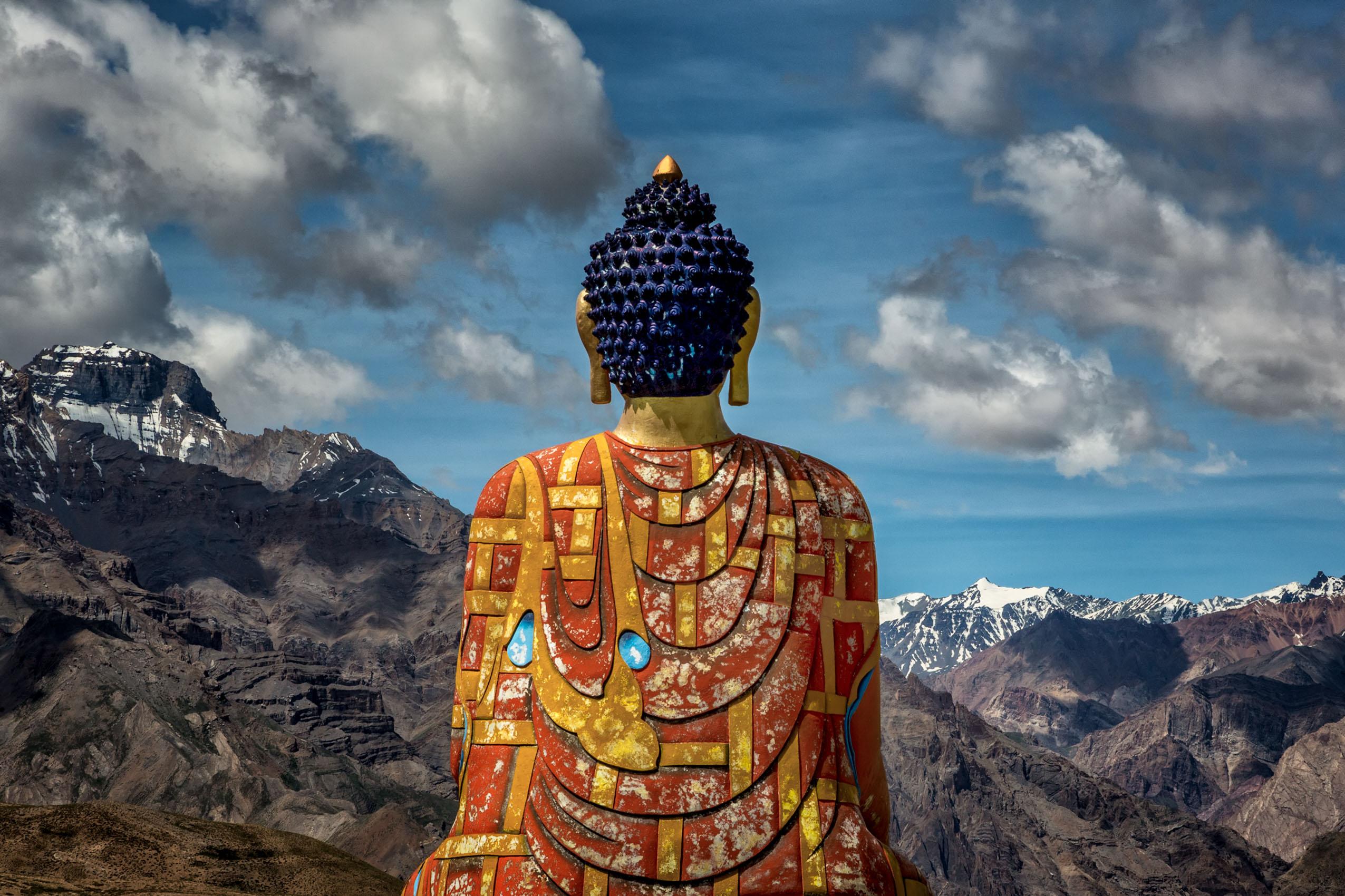 Mountains & Monasteries:  Ladakhi Landscapes