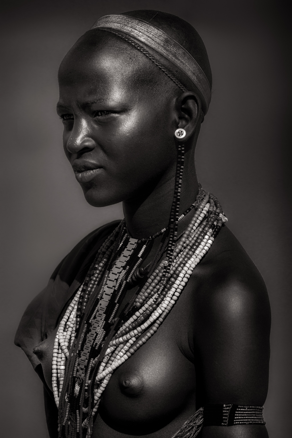 ETHIOPIA: Tribes of the Omo Valley-Mursi, Karo, Hamer & Arbore  Portraits