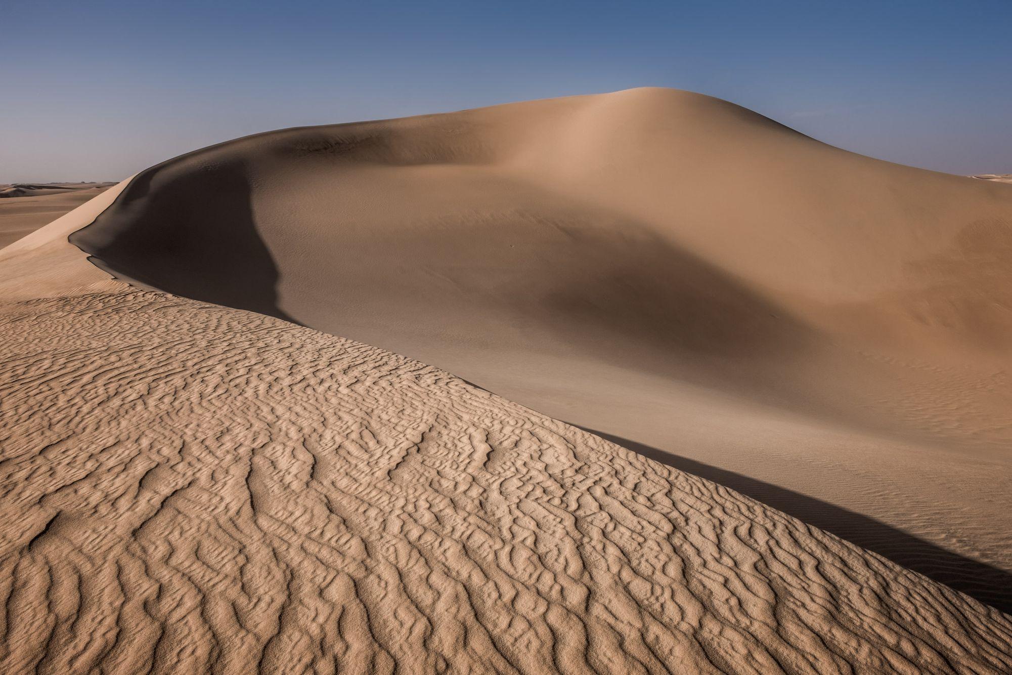 EGYPT:  Sandscapes
