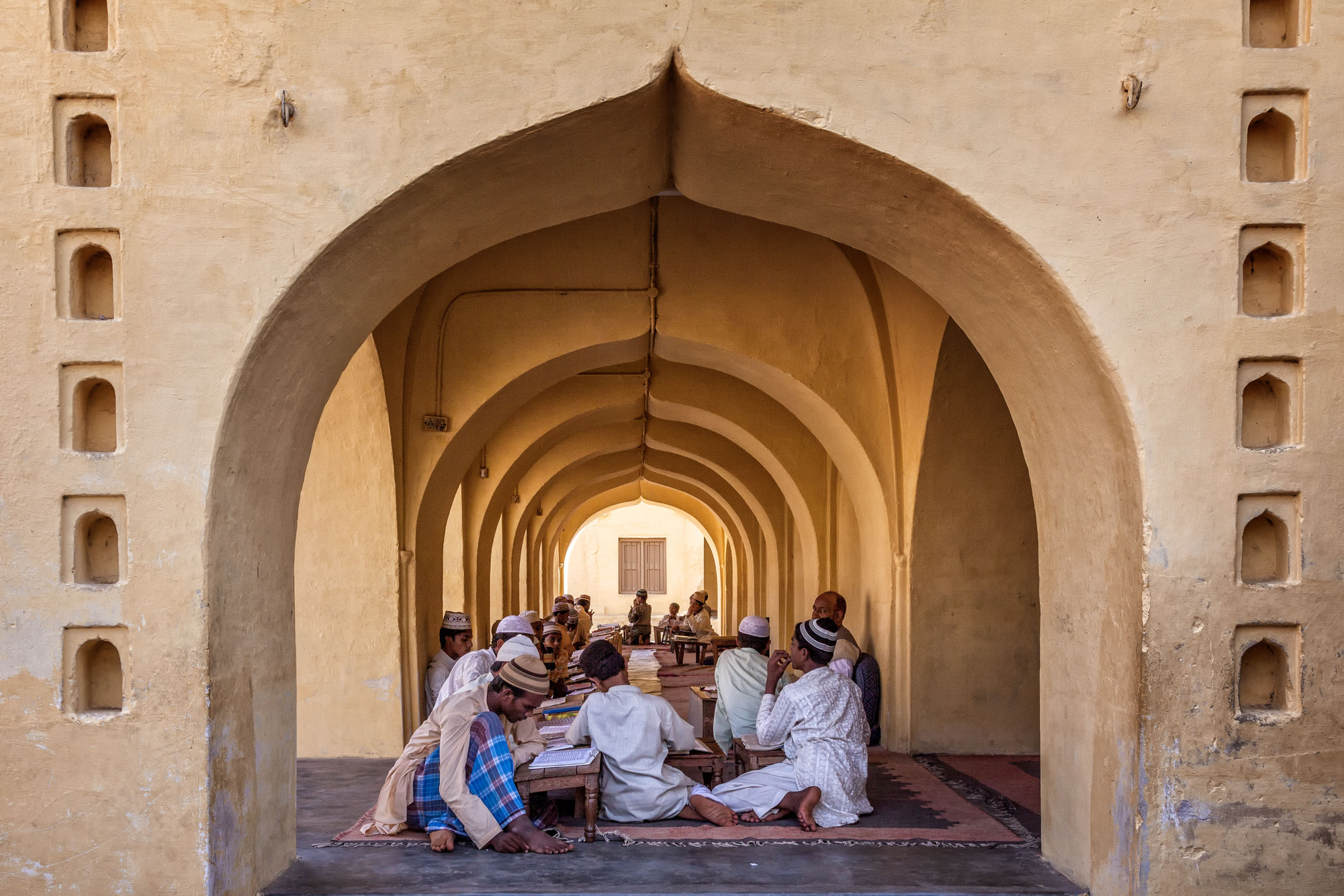 Muslim India:   People & Monuments