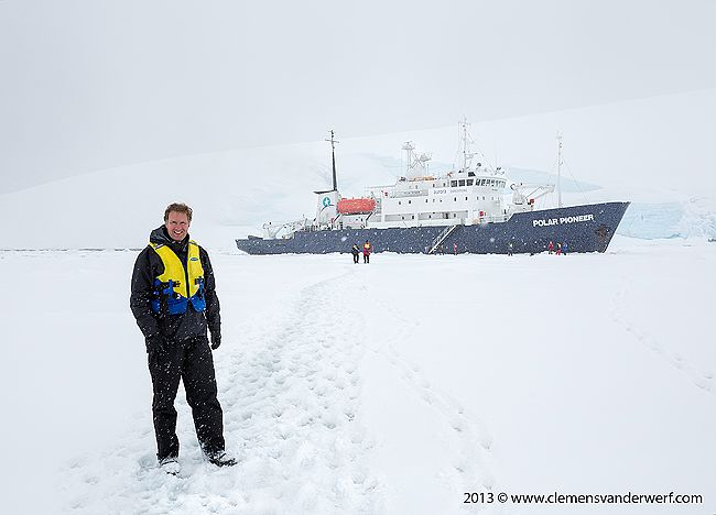 Clemens-posing-with-the-polar-Pioneer_S6A0514-Port-Lockroy-Antarctica.jpg