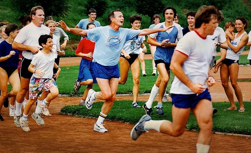 Bush Run