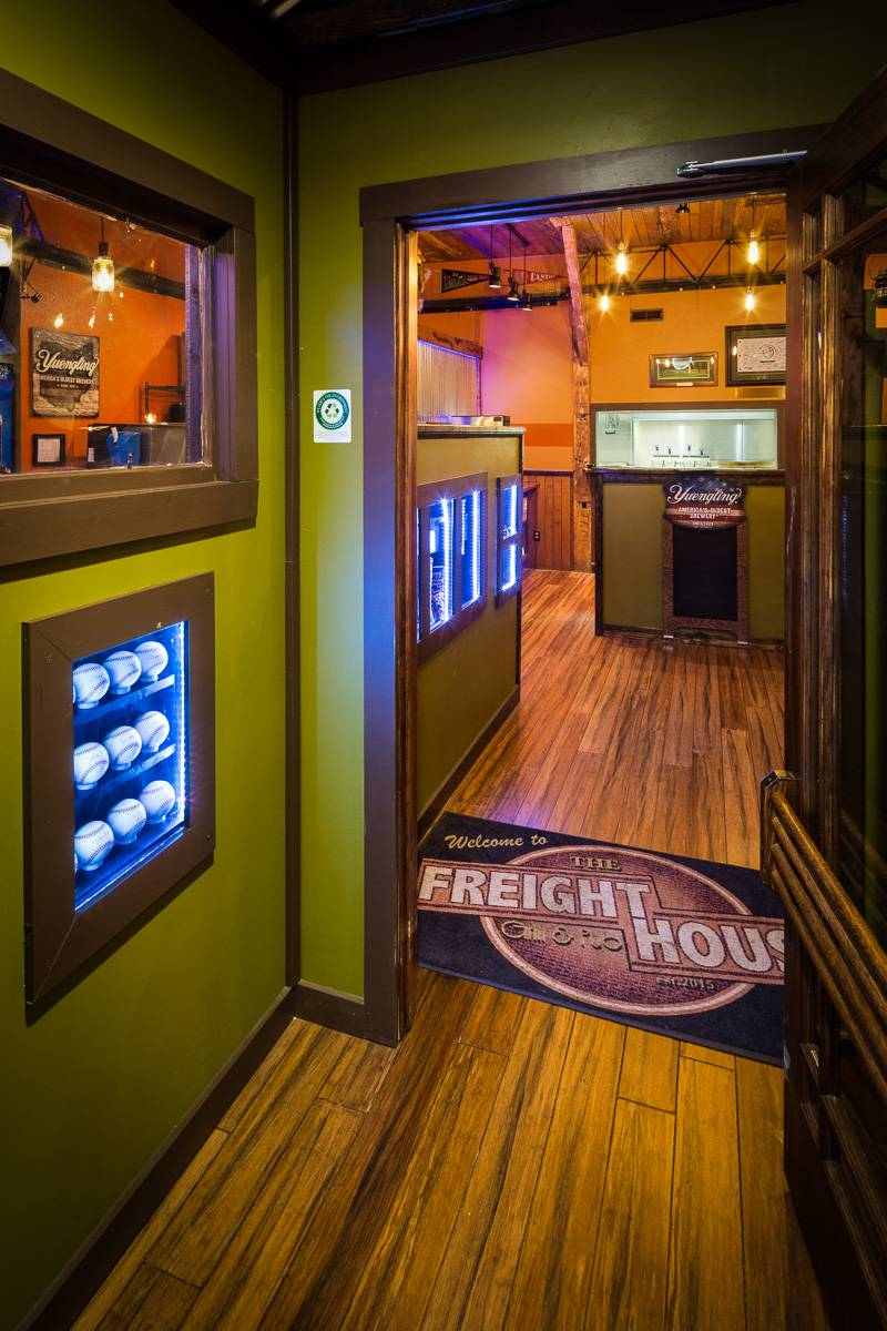 Freight House Pub & Grill