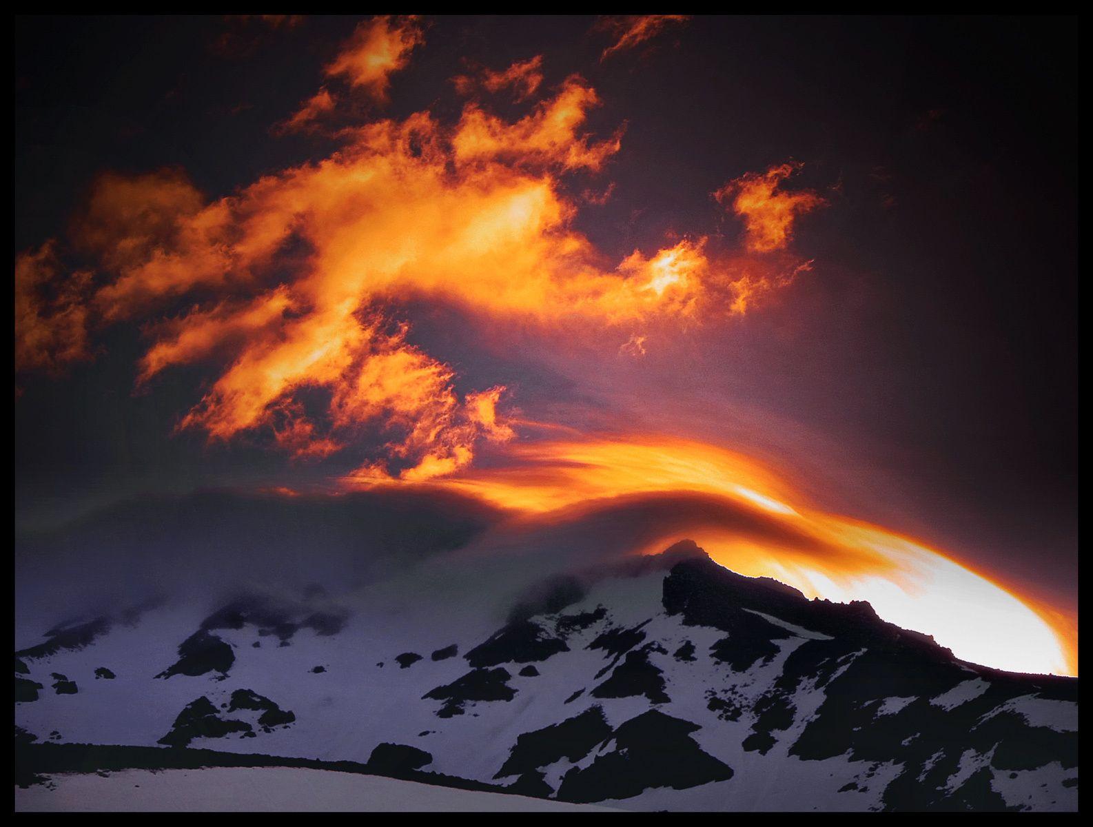 Mt. Shasta, v.1