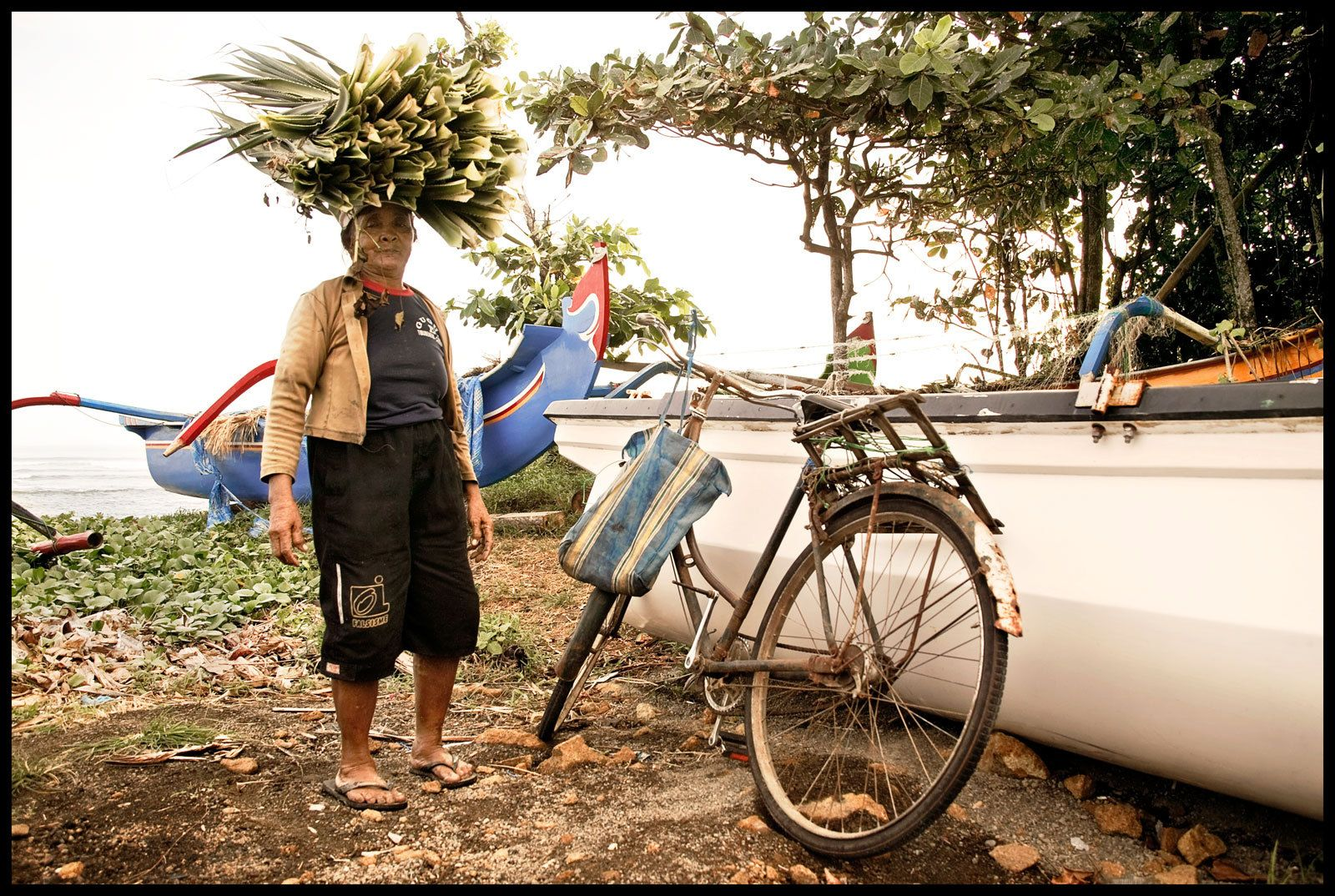 Bali trader