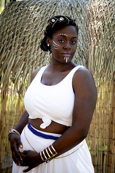 Tamera-Kenyan Heritage