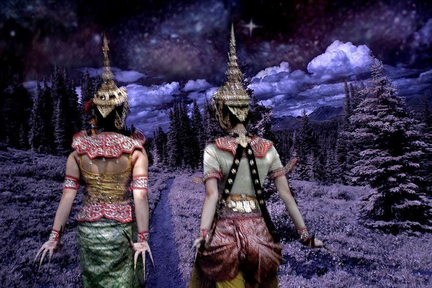Mount Meru Angels
