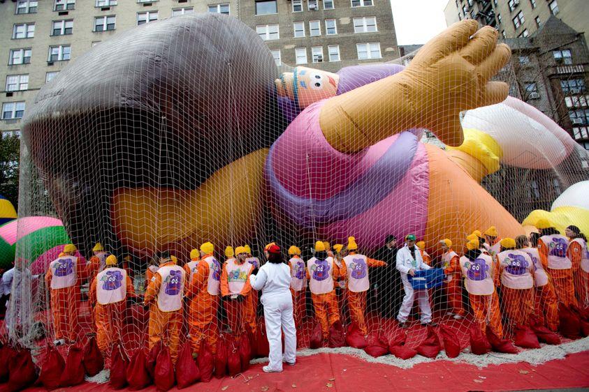 Dora at Macy's Thanksgiving Day Parade,  NYC