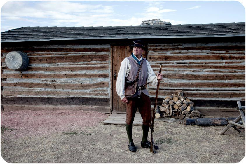 Colonial Long Hunter