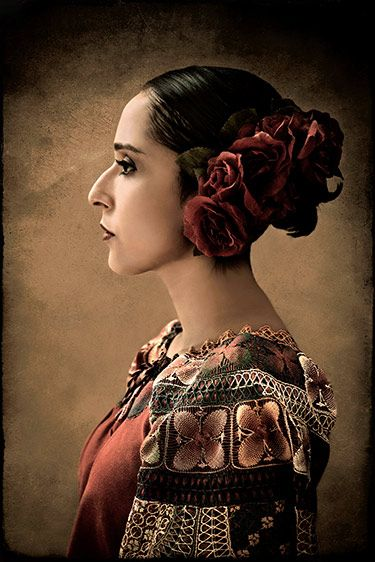 Amanda-Paraguayan Heritage
