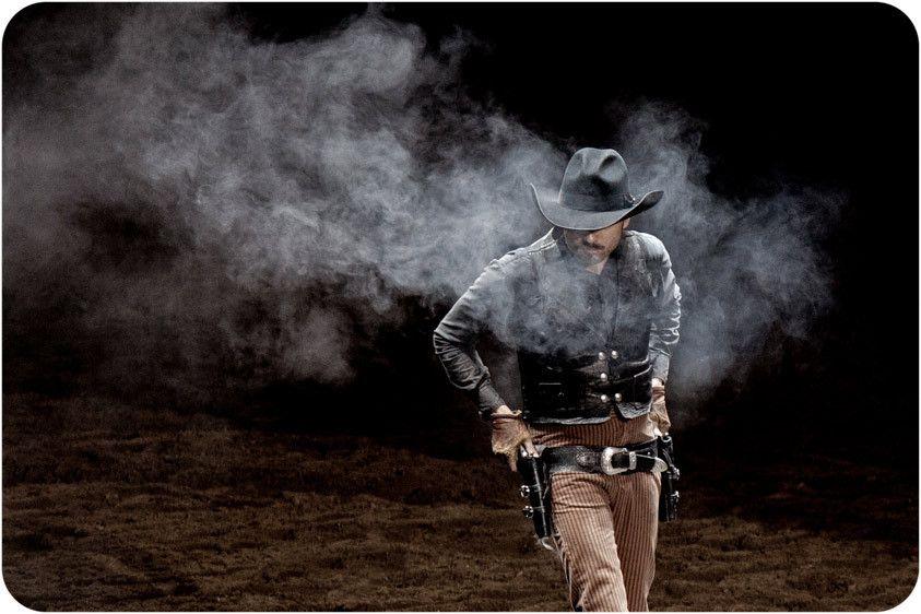 Cowboy-Wild West Show