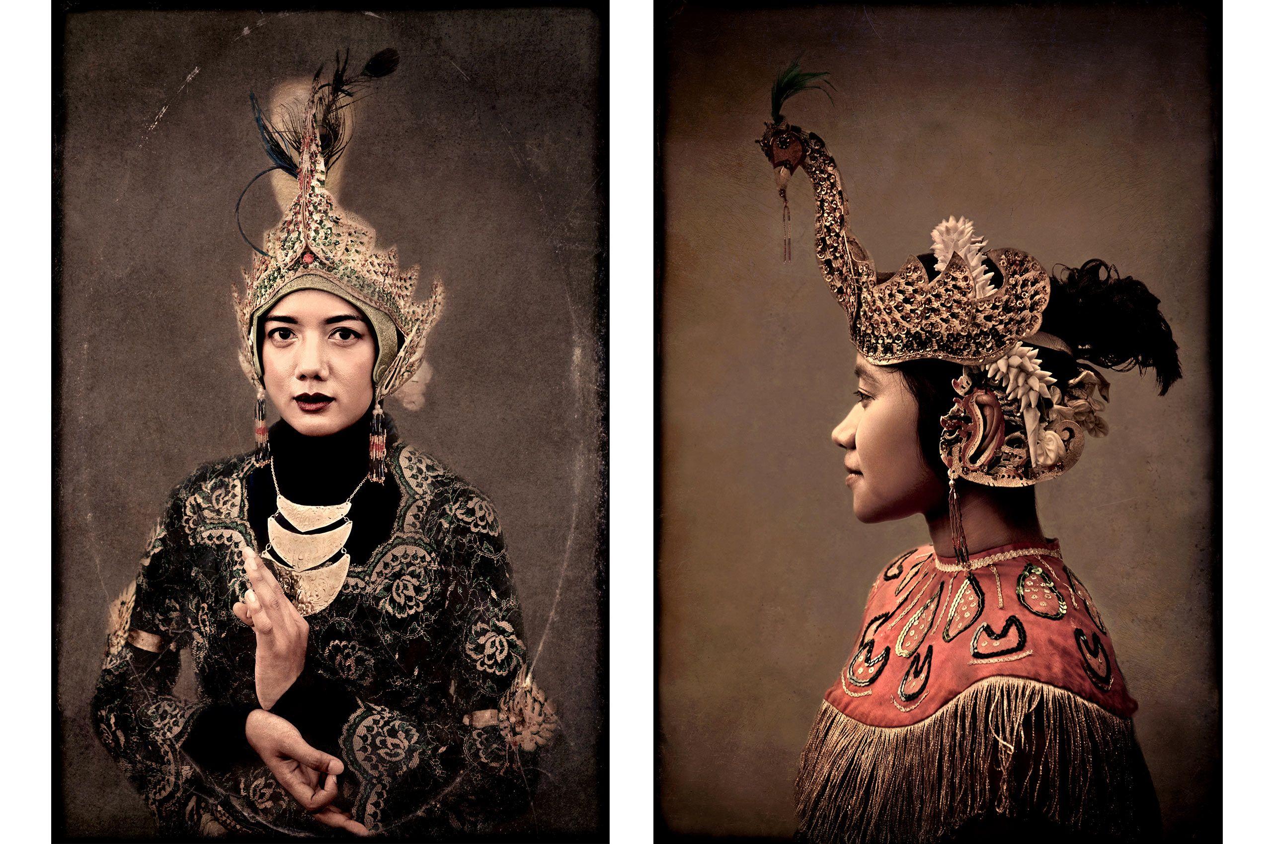 Vina-Javanese Heritage and Aya-Indonesian Heritage