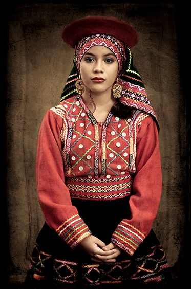 Victoria-Peruvian Heritage