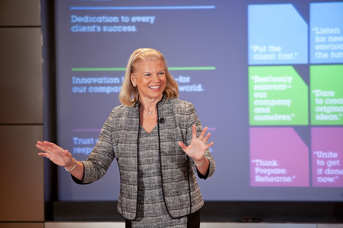 Ginni Rometty: CEO IBM