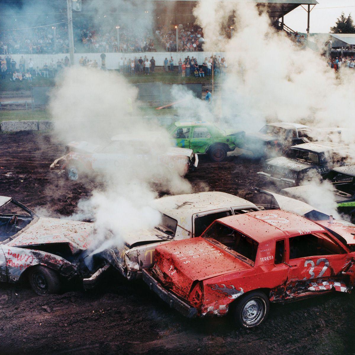 Demo Derby: Heat #8