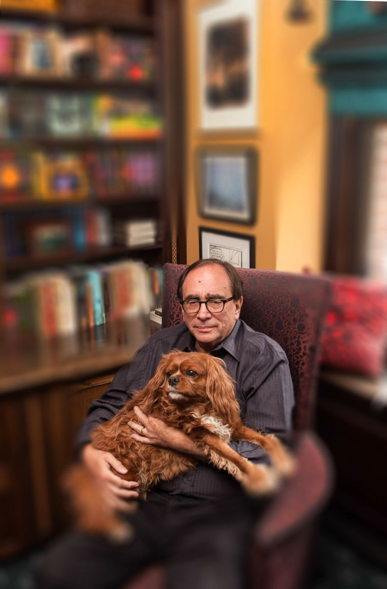 R.L. Stine: Author of Goosbumps & Fear Street